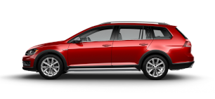 Volkswagen Golf Alltrack model