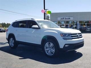 New 2019 Volkswagen Atlas 3.6L V6 SE w/Technology 4MOTION SUV for sale in Warner Robins, GA