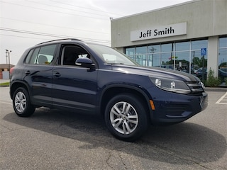 Used 2016 Volkswagen Tiguan 2.0T SUV for sale in Warner Robins, GA