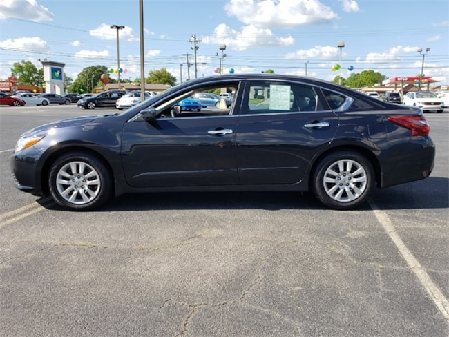 Used 2018 Nissan Altima For Sale in Warner Robins | Stock #W2251