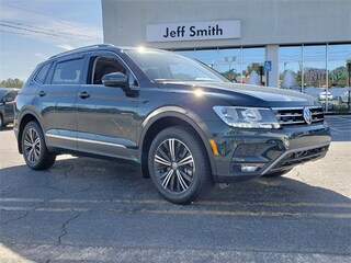 New 2019 Volkswagen Tiguan 2.0T SEL 4MOTION SUV for sale in Warner Robins, GA