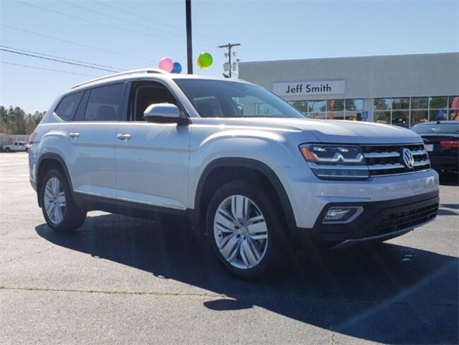 New 2019 Volkswagen Atlas 3.6L V6 SEL 4MOTION SUV for sale in Warner Robins, GA