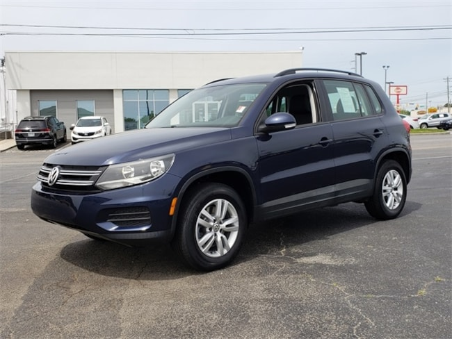 Used 2016 Volkswagen Tiguan For Sale at Jeff Smith Auto | VIN: WVGAV7AX3GW576291