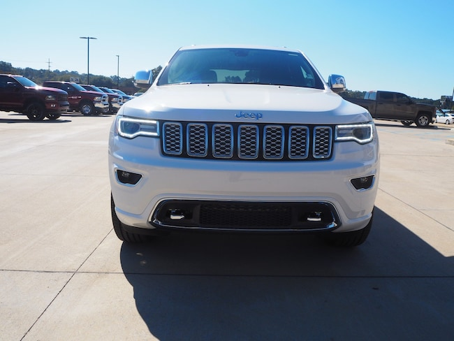 New 2019 Jeep Grand Cherokee OVERLAND 4X2 For Sale   Brookhaven MS
