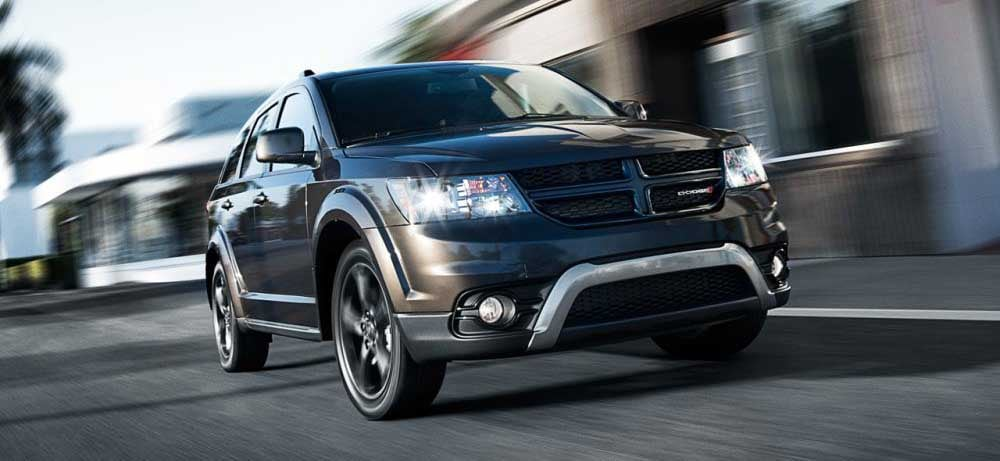 2018 Dodge Journey Crossroads