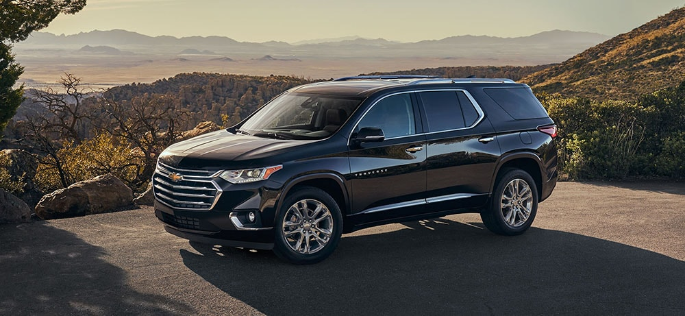 Jeff Wyler Chevy >> Difference Between the 2018 Chevrolet Traverse and 2018 ...