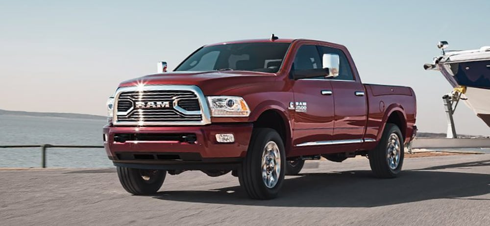 2019 RAM 2500 vs 2019 RAM 3500 | What's the Difference? | Jeff Wyler Chrysler Jeep Dodge RAM