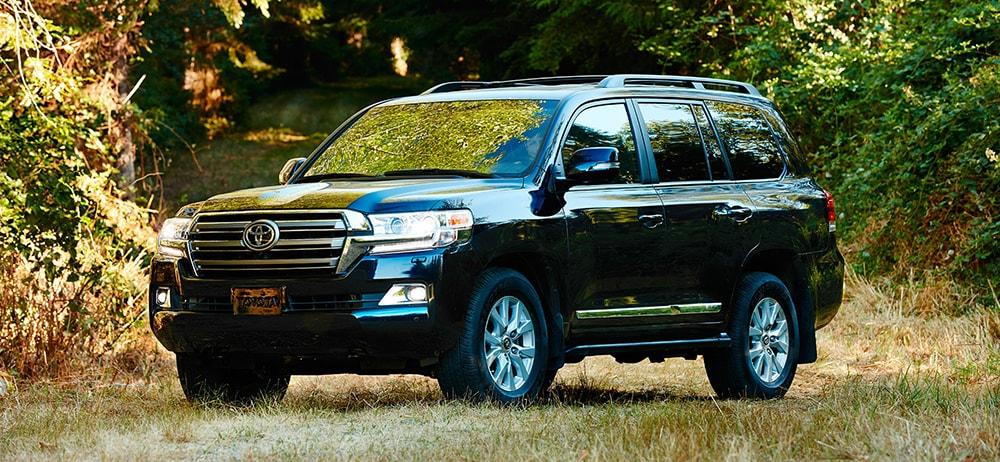Jeff Wyler Toyota >> 2019 Toyota Highlander vs 2019 Toyota Land Cruiser | What ...