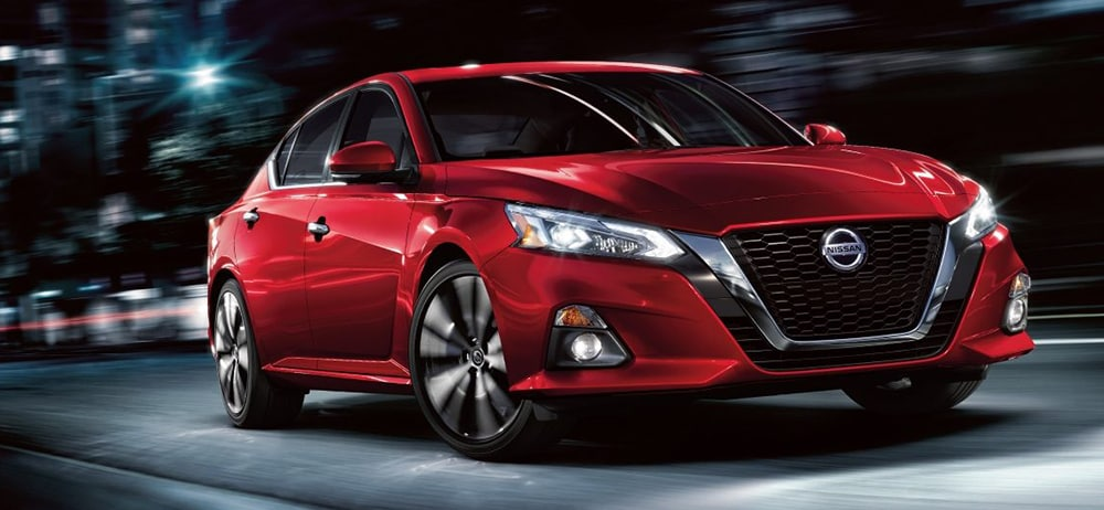 Nissan Dealership Louisville Ky >> 2019 Nissan Altima vs 2019 Toyota Camry | What's the ...