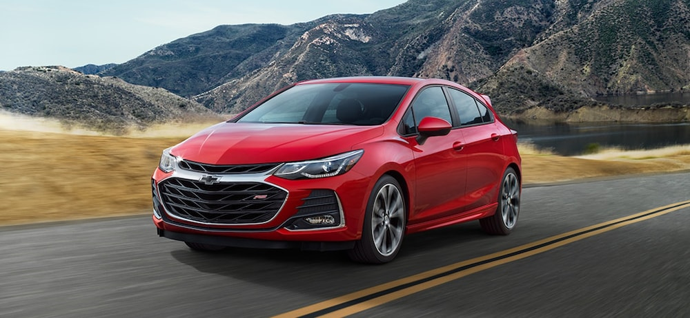 Shop for the 2019Chevrolet Cruze for Sale in Columbus, OH