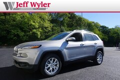 2018 Jeep Cherokee LATITUDE PLUS FWD Sport Utility Lawrenceburg