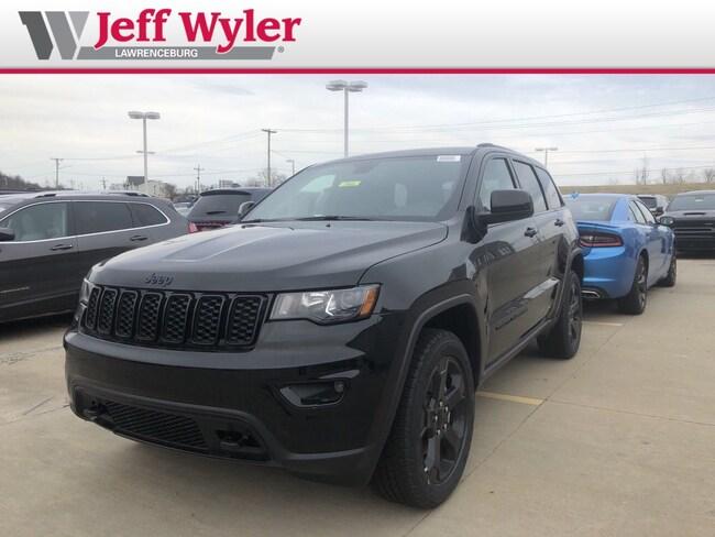 New 2019 Jeep Grand Cherokee UPLAND 4X4 Sport Utility Lawrenceburg