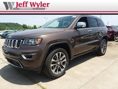 2018 Jeep Grand Cherokee LIMITED 4X4 Sport Utility Lawrenceburg