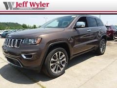 New 2018 Jeep Grand Cherokee LIMITED 4X4 Sport Utility Lawrenceburg