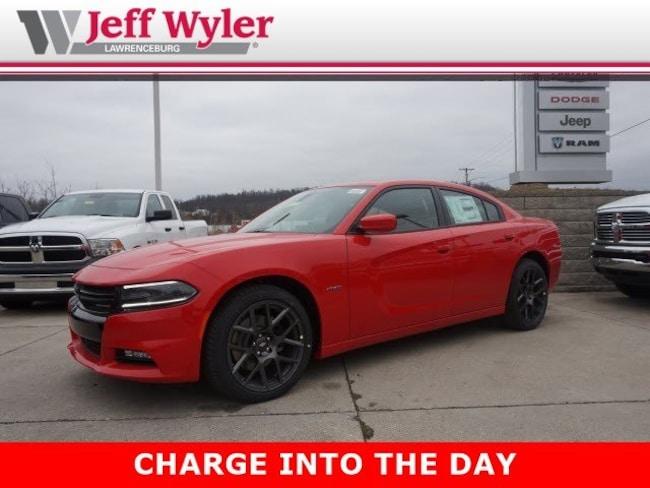 New 2018 Dodge Charger R/T RWD Sedan Lawrenceburg