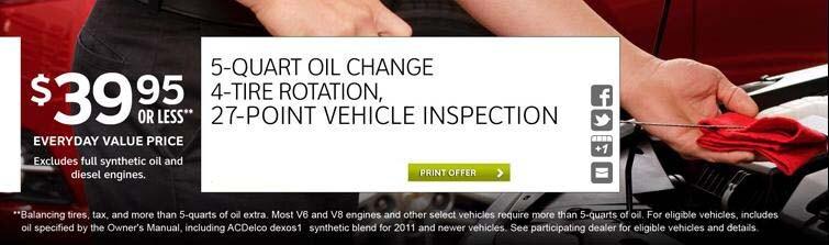 Oil Change in Lawrenceburg IN