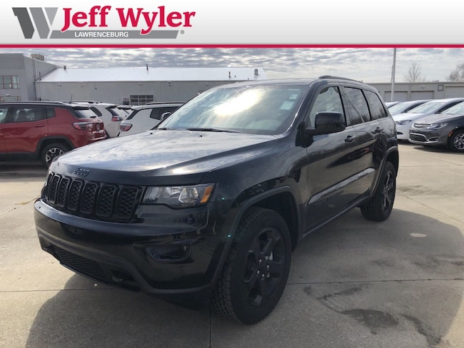 New 2018 Jeep Grand Cherokee UPLAND 4X4 Sport Utility Lawrenceburg