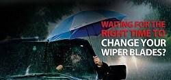 Wiper Blades & Rain-X