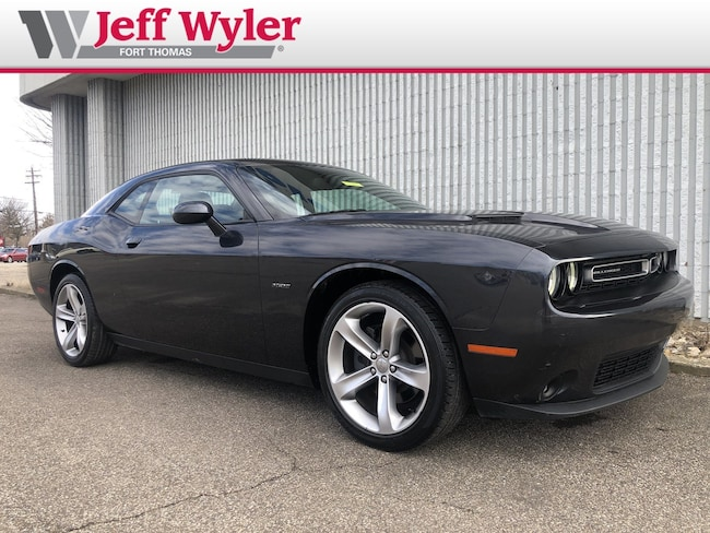 Used 2016 Dodge Challenger Coupe Ft Thomas