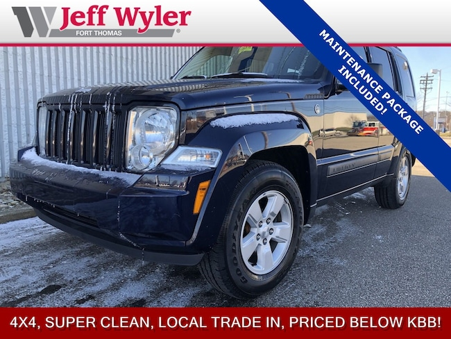 Used 2012 Jeep Liberty 4WD  Sport Ft Thomas