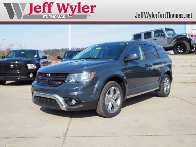 2017 Dodge Journey CROSSROAD AWD Sport Utility
