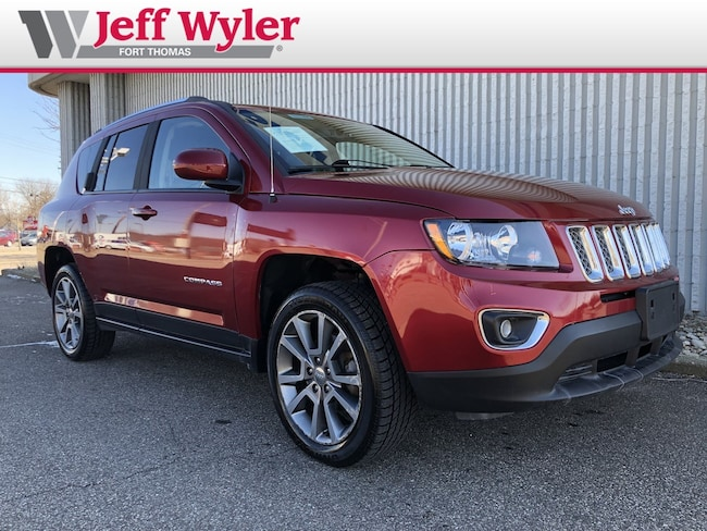 Used 2016 Jeep Compass 4WD  High Altitude Edition Ft Thomas