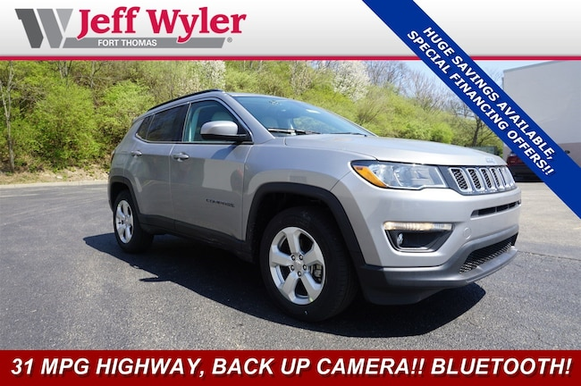 New 2018 Jeep Compass LATITUDE FWD Sport Utility Ft Thomas