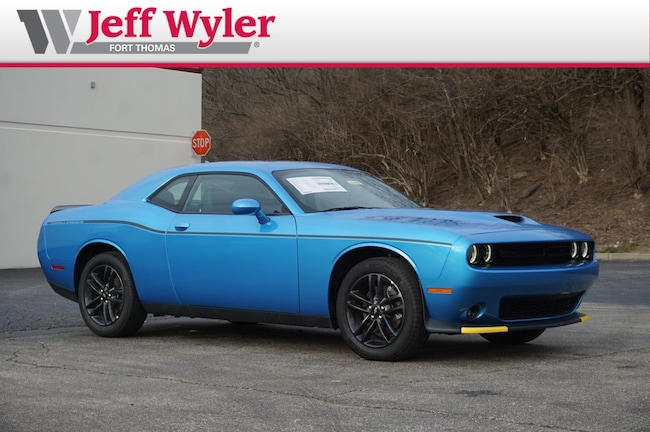 New 2019 Dodge Challenger GT AWD Coupe Ft Thomas