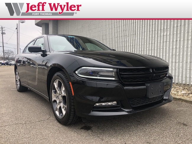 Used 2016 Dodge Charger Sedan Ft Thomas