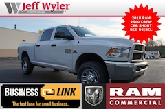 2018 Ram 2500 TRADESMAN CREW CAB 4X4 6'4 BOX Crew Cab Ft Thomas