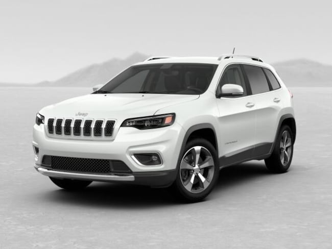New 2019 Jeep Cherokee LIMITED FWD Sport Utility Springfield OH