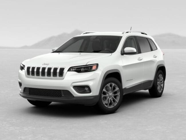 New 2019 Jeep Cherokee LATITUDE PLUS FWD Sport Utility Springfield OH