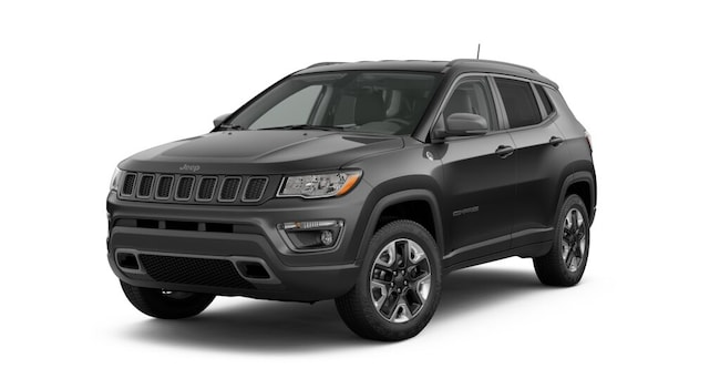 New 2019 Jeep Compass TRAILHAWK 4X4 Sport Utility Springfield OH