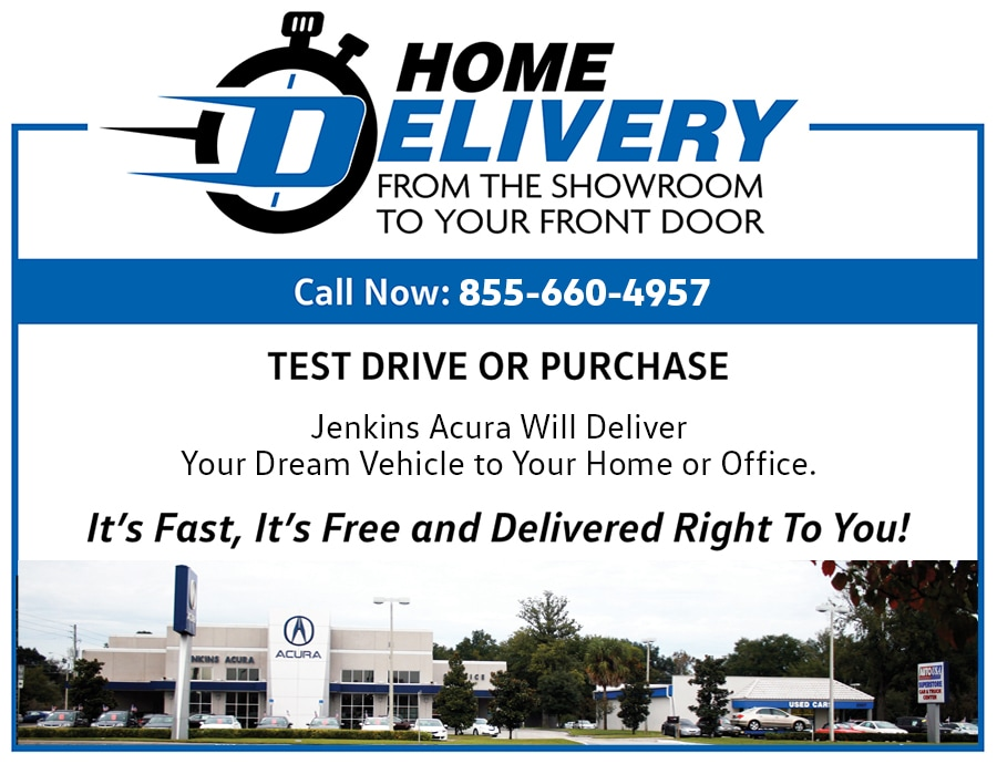 Jenkins Acura Home Delivery Acura Benefits Near Weirsdale Fl
