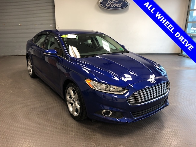 2015 Ford Fusion SE Sedan for sale in Buckhannon, WV
