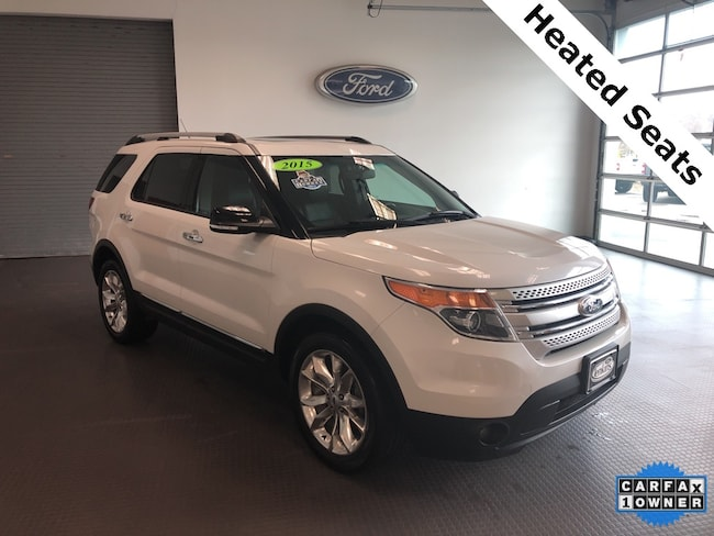 2015 Ford Explorer XLT SUV for sale in Buckhannon, WV