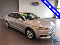 2016 Ford Fusion SE Sedan for sale in Buckhannon, WV