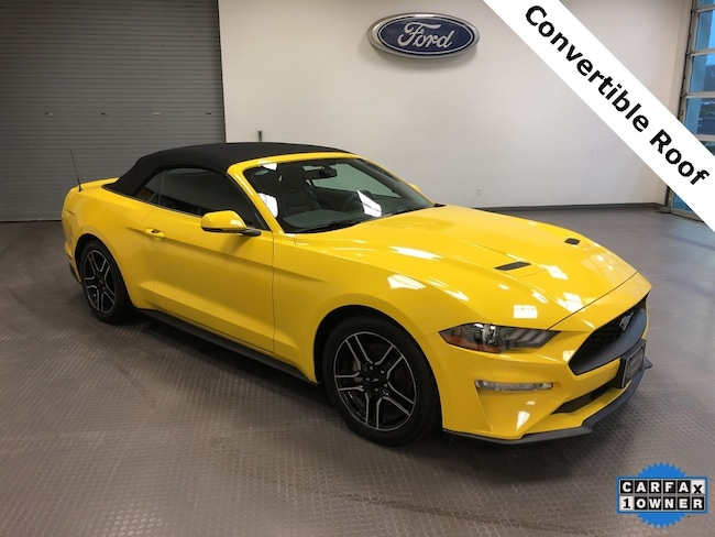 2018 Ford Mustang Ecoboost Premium Convertible for sale in Buckhannon, WV
