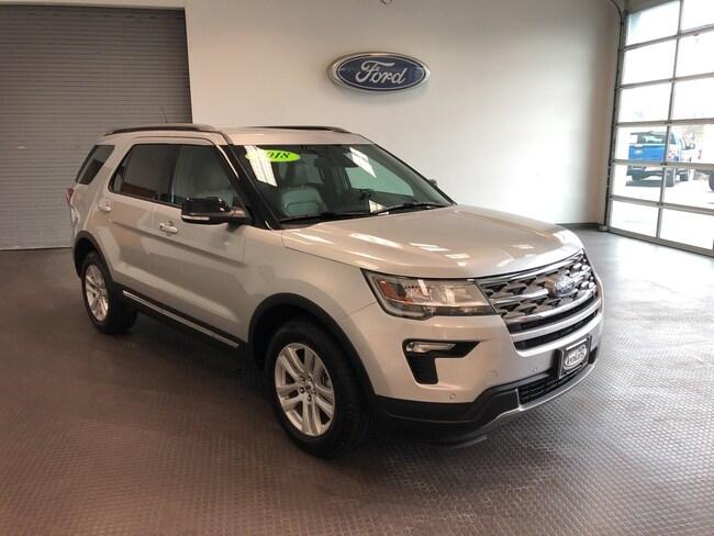 2018 Ford Explorer XLT SUV for sale in Buckhannon, WV