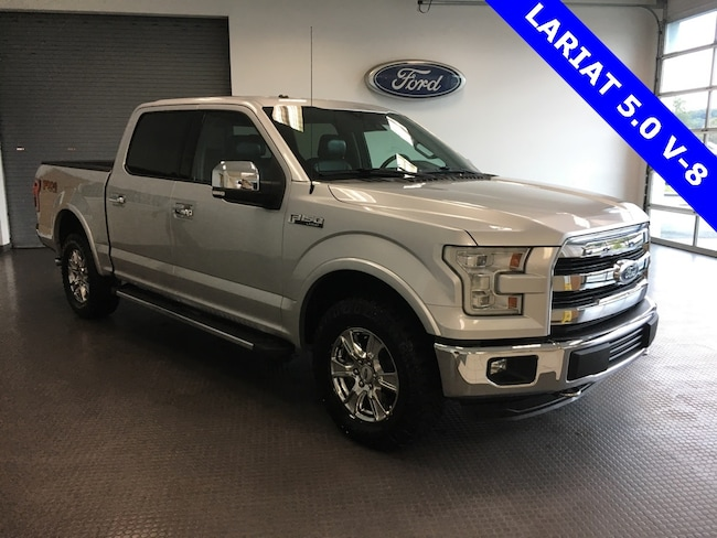 2015 Ford F-150 Lariat Truck for sale in Buckhannon, WV