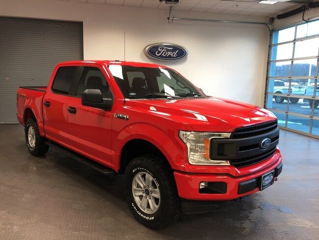 2018 Ford F-150 XL Truck for sale in Buckhannon, WV