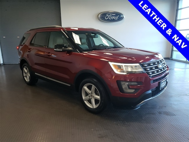 2016 Ford Explorer XLT SUV for sale in Buckhannon, WV