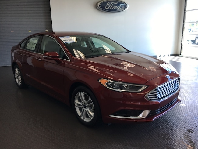 2018 Ford Fusion SE Sedan for sale in Buckhannon, WV
