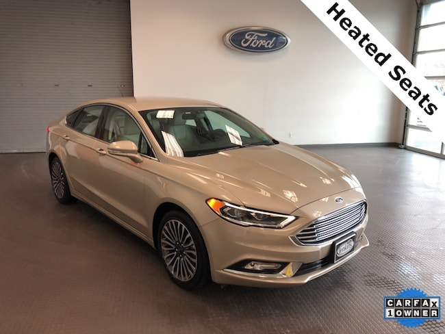 2018 Ford Fusion Titanium Sedan for sale in Buckhannon, WV
