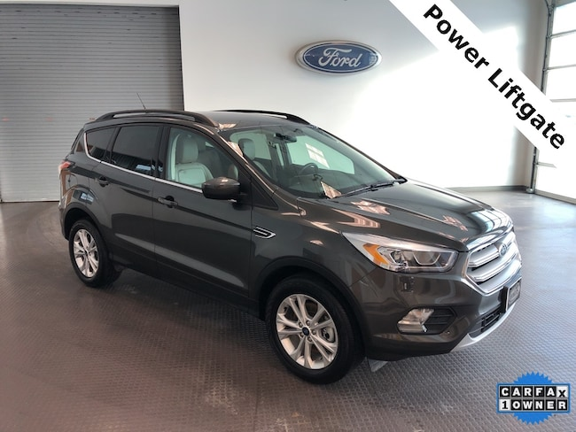 2018 Ford Escape SEL SUV for sale in Buckhannon, WV