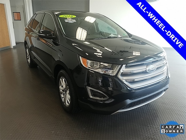 2016 Ford Edge SEL SUV for sale in Buckhannon, WV