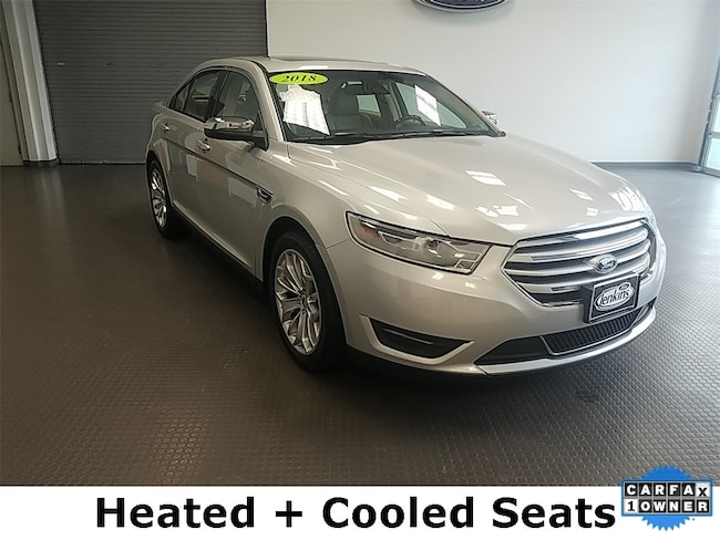 2018 Ford Taurus Limited Sedan for sale in Buckhannon, WV