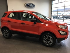 2019 Ford EcoSport S Crossover for sale in Buckhannon, WV