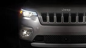 IMPROVED LED DAYTIME RUNNING LAMPS