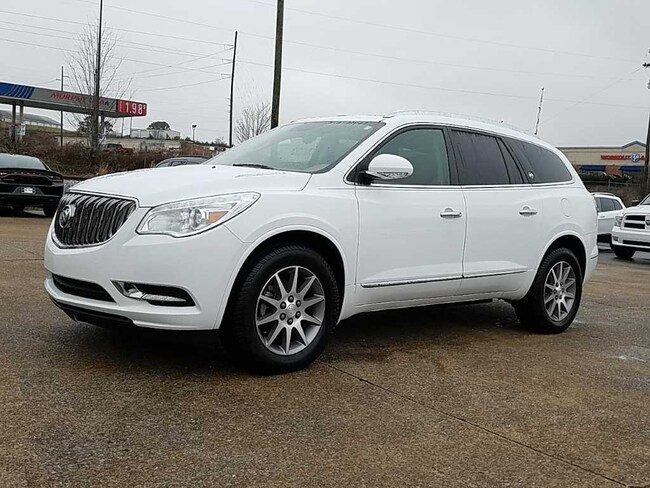 Used 2016 Buick Enclave Leather SUV near Chattanooga